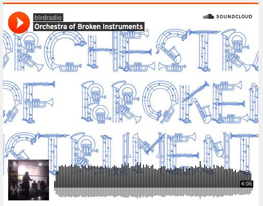 Orchestra of Broken Instruments